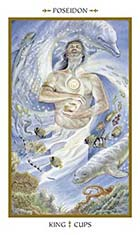 King of Cups - Poseidon