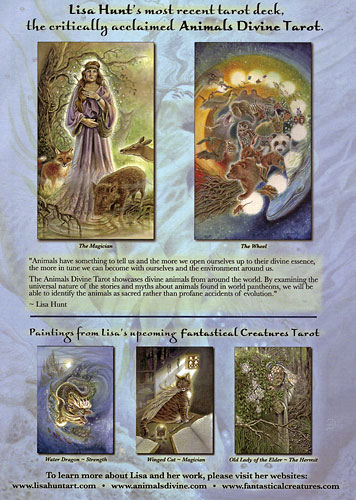 Animals Divine Tarot: Animals Divine Tarot: News
